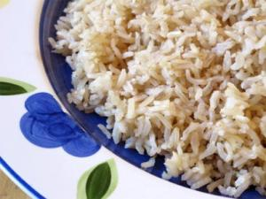 Easy Baked Rice