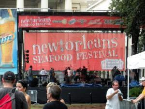 The fabulous new orleans seafood festival