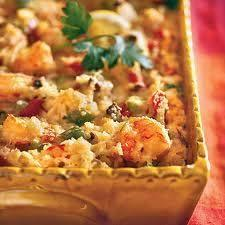 Tuna Shrimp Bake