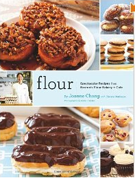 cookbook on flour