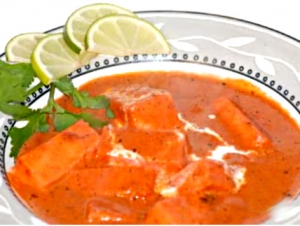 Spicy Paneer Butter Masala