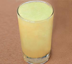 Pineapple, Lime and Coconut Juice