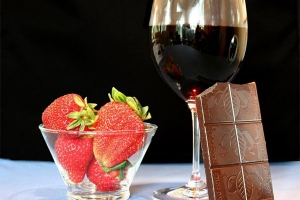 What Red Wines Can Be Paired With a Chocolate Dessert
