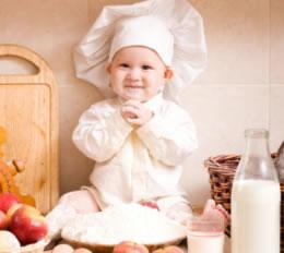 Be soft to win toddler food battles