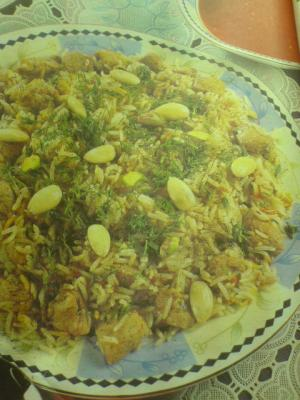 """Chicken Rice """" SPL FOR KIDS""""."""