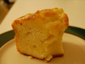 Lemon Sponge Pudding