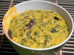 Gongura Pappu - Andhra's Speciality Dal