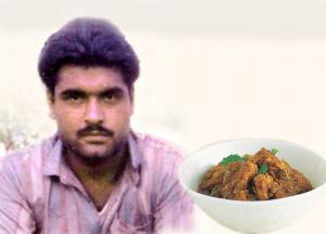 Sarabjit Singh and his love for cooking.
