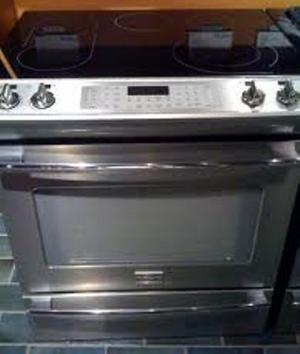 Electrolux Frigidaire Pro stove