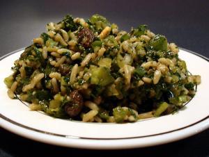 Spinach Salad With Oriental Vinaigrette