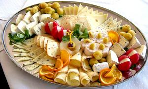 Eat Cheese to stay fit