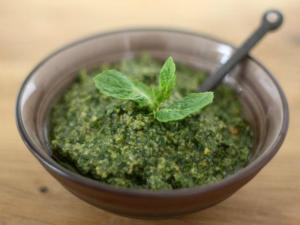 Mint Basil Pesto