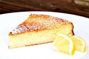 Lemon Chiffon Pie De Luxe