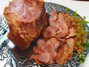 Bettys Baked Picnic Ham Easter