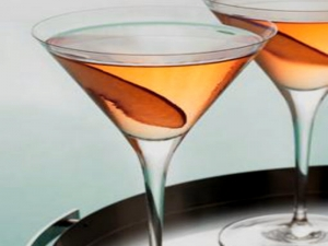 The Peche Martini