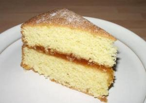 Apple Shortcake