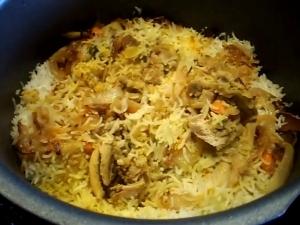 Kauwa Biryani / Chicken Biryani