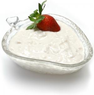 yogurt has beneficial bacteria