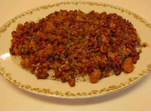 Zesty Cajun Red Beans And Rice
