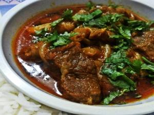 Indian Meat Curry - Rara Gosht