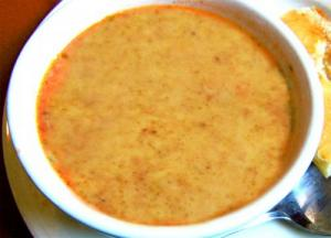 Sour Cream Curry Sauce