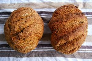 Easy Swedish Rye Bread