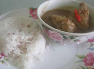 African Flour Porridge