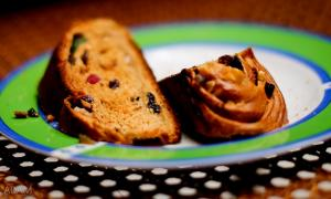Dried Fruit Bread