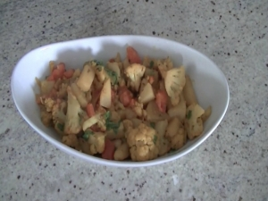 How to Make Aloo Gobi (Potato Cauliflower Masala)