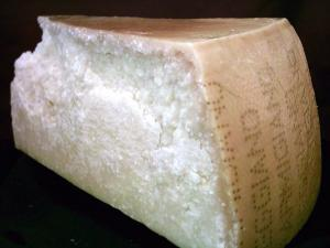 Storing and Using Parmesan