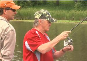 Fishing With Kentucky Afield By Earl Pitts & Gary Burbank