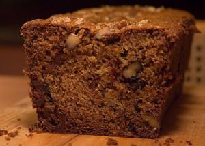 Cinnamon Date Cake