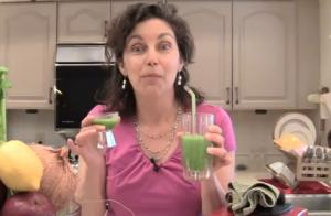 Organic Cucumber Anti Aging Smoothie