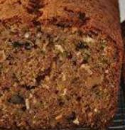 Best Zucchini Bread in The Bag Holder
