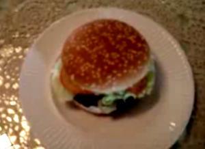 Easy Beef Burger