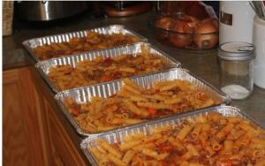 Rigatoni With Hot Sausage And Fennel