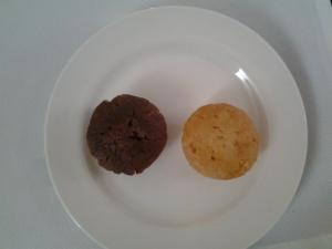 Semi-Sweet Vanilla Muffins