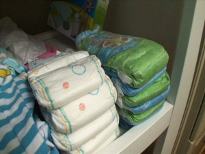 Choosing Diapers: Cloth or Disposable