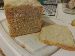 Muffin Mix Buffet Bread