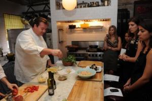 Insalata Cruda Con Parmigiano-Reggiano