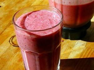Fruity Yogurt Drink