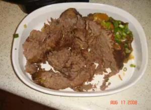 Cajun Style Crock Pot Roast