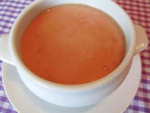 Super Simple Crab Bisque