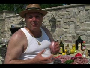 How to Grill Homemade Italian Sausage