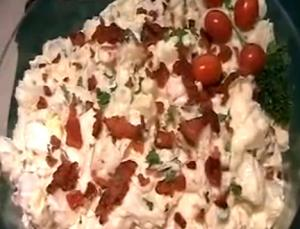 Potato Salad with Ranch Dressing