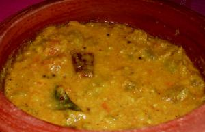 Onam Special - Kootu Curry