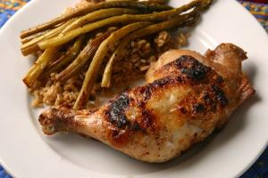 broil chicken