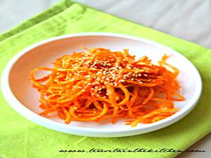 Sweet and Spicy Dried Shredded Squid