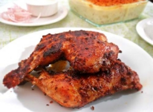 Spiced Chicken
