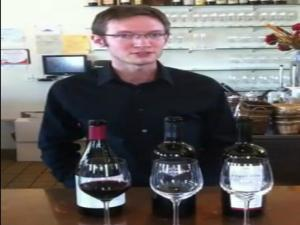West Coast Transplants Wine Flight September 2012